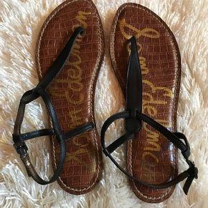 Sam Edelman Gigi flat sandal. Size 9. Worn twice!